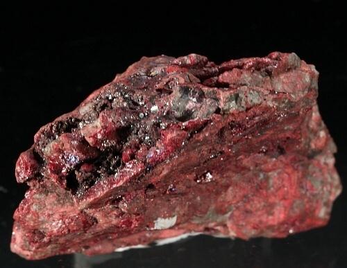 Native Mercury Moschellandsbergite & Cinnabar