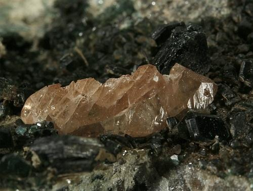 Titanite Zircon & Pennine