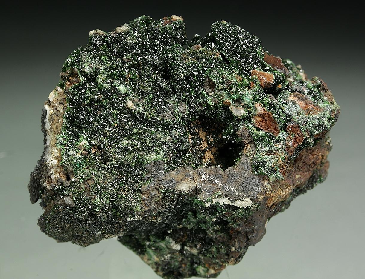 Libethenite