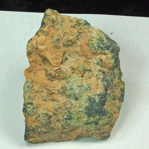 Spiroffite With Denningite On Burckhardtite