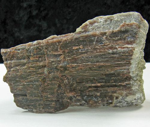 Andalusite & Corundum In Muscovite