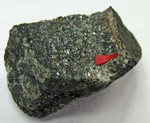 Fluorite Native Copper & Hausmannite