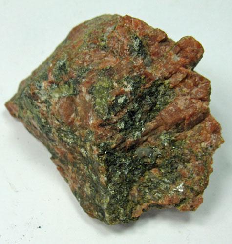Chrysoberyl In Microcline
