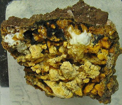 Hematite & Chalcedony