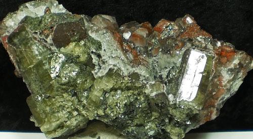 Apatite & Calcite