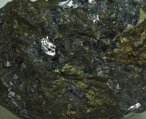 Galena & Chalcopyrite & Siderite