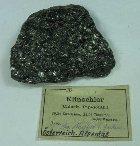 Clinochlore