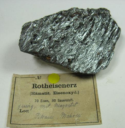 Magnetite In Hematite