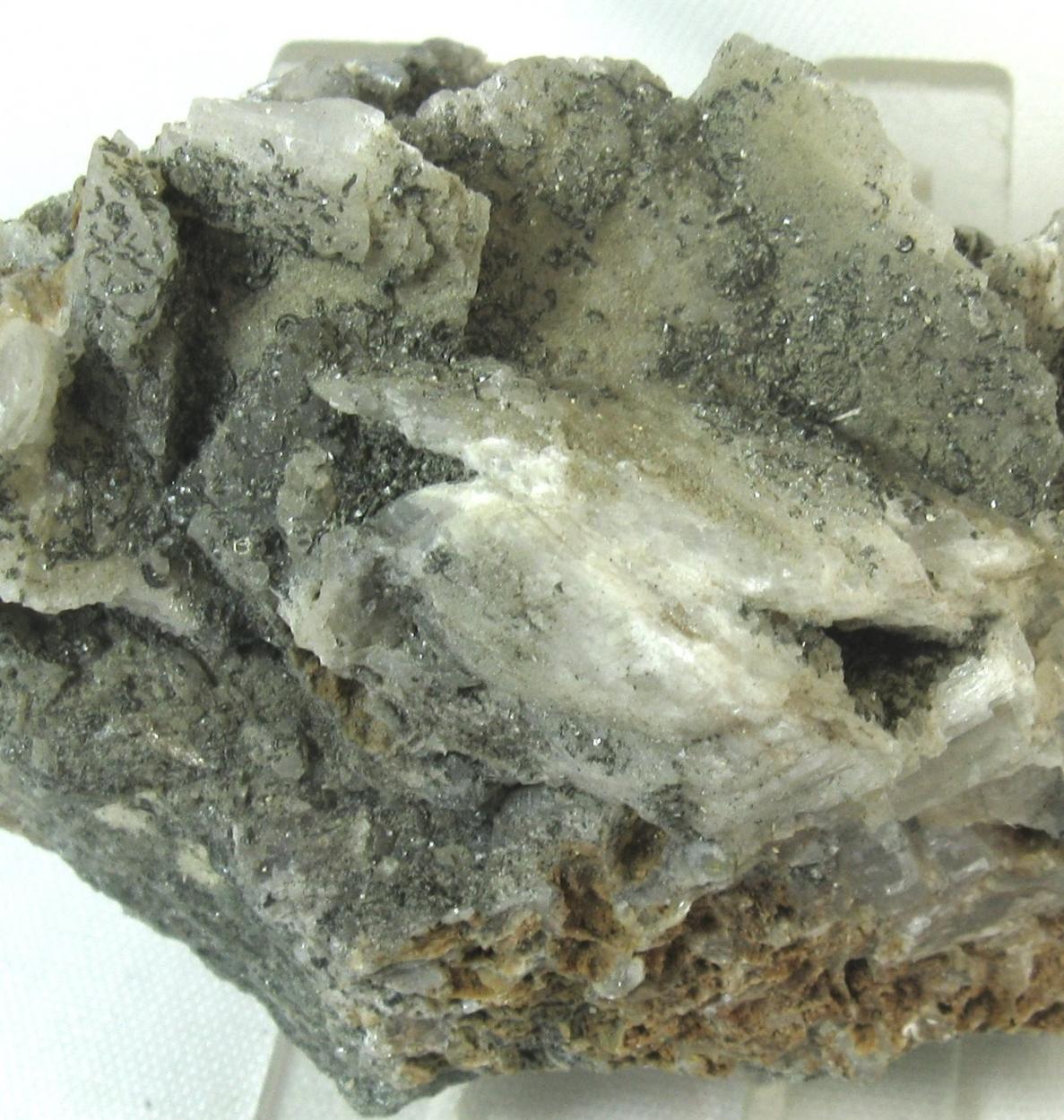 Chlorite On Calcite