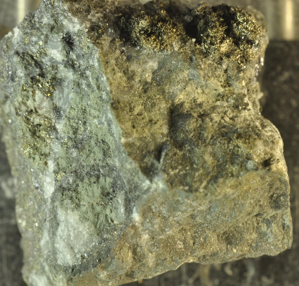 Polybasite & Argentite