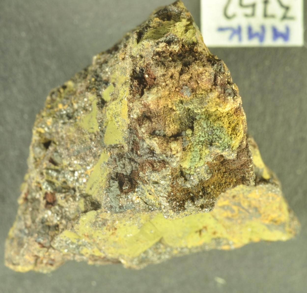 Mitridatite