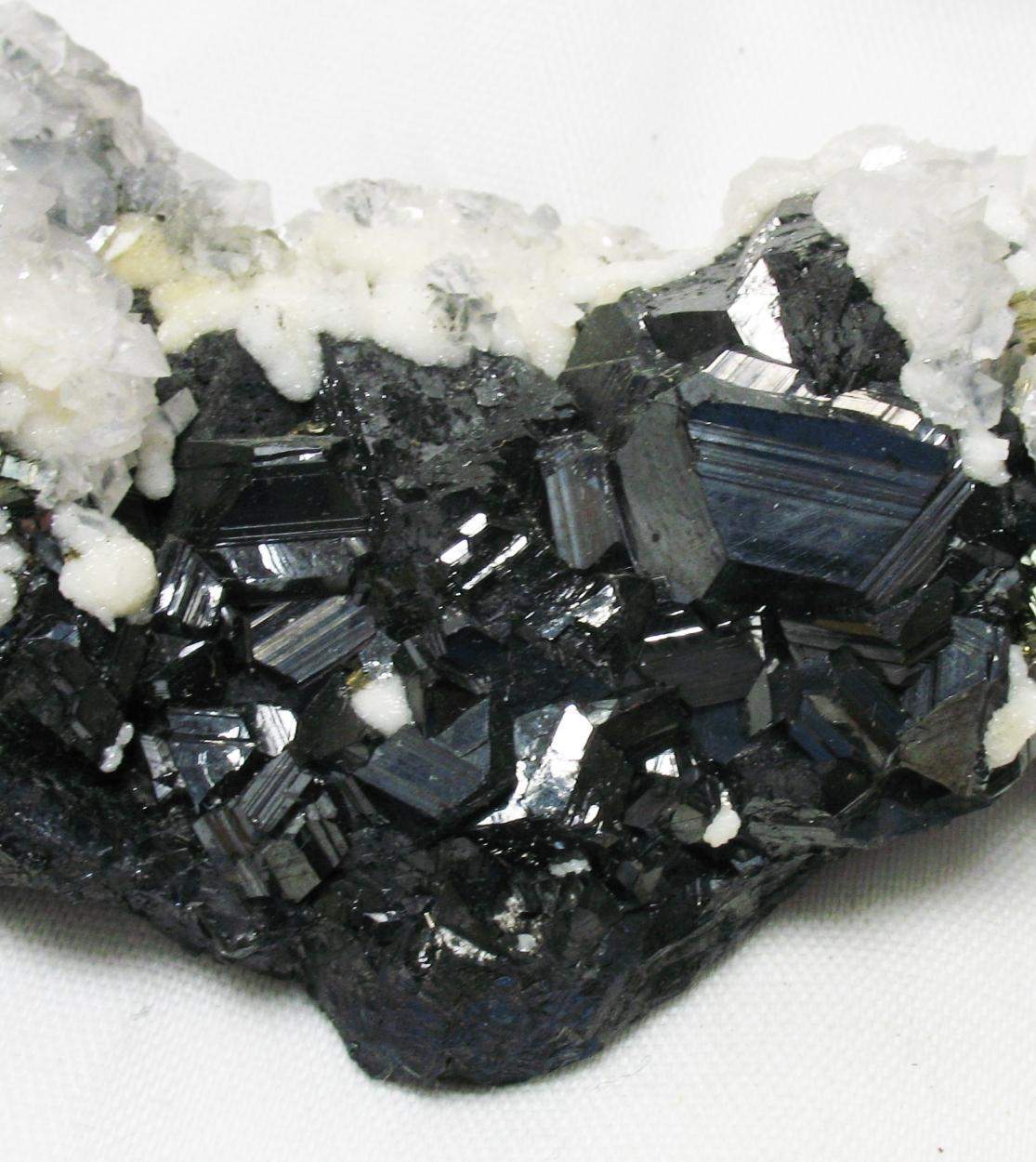 Sphalerite & Quartz & Siderite