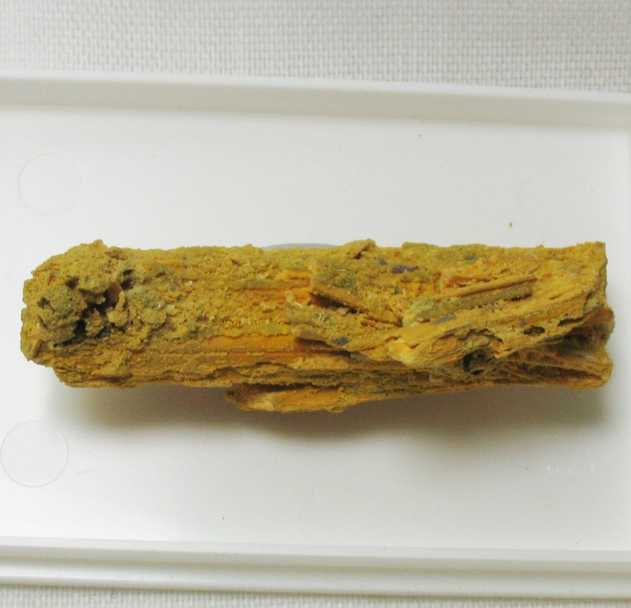 Stibiconite & Cervantite