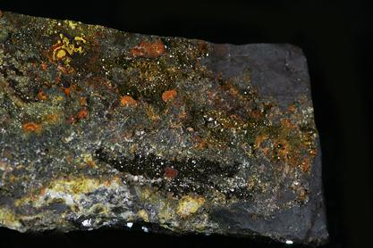 Corkite With Beudantite