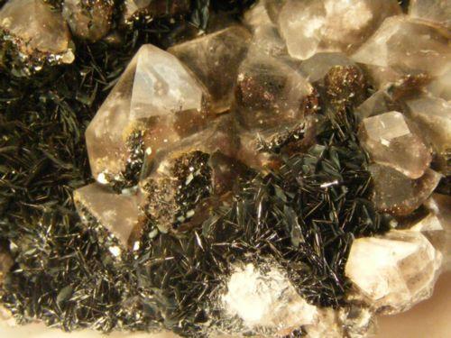 Hematite & Smoky Quartz