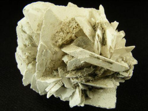 Gypsum On Glauberite