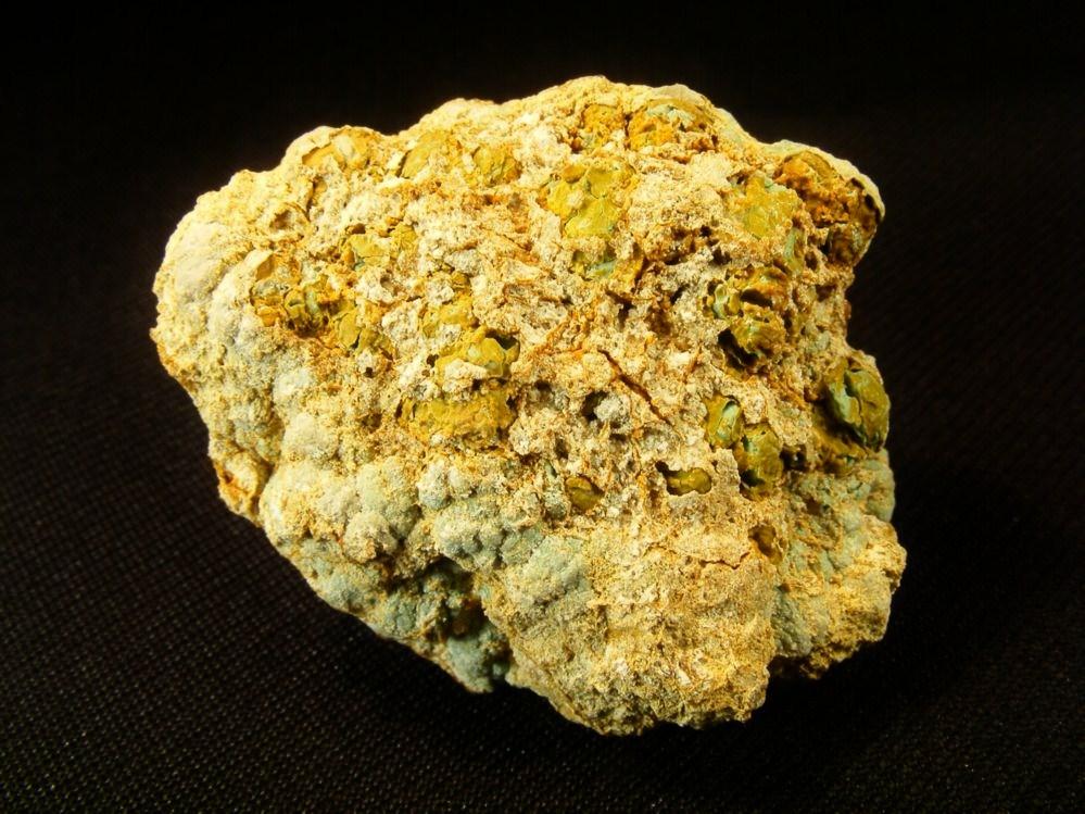 Chalcosiderite & Wavellite