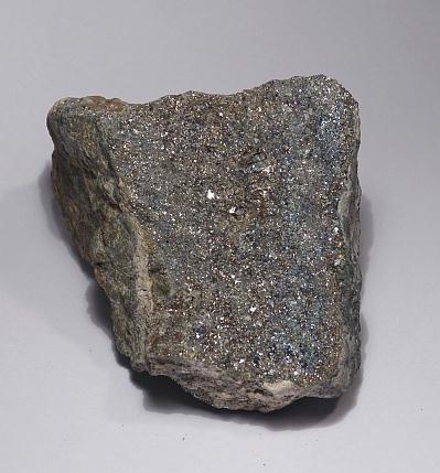 Native Bismuth & Skutterudite