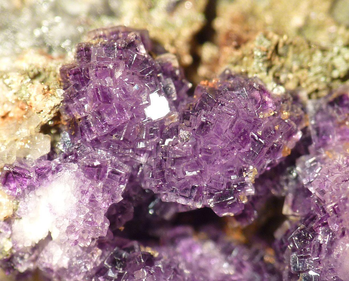 Fluorite & Apatite