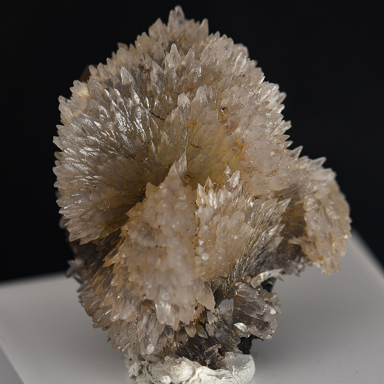 Calcite With Adularia