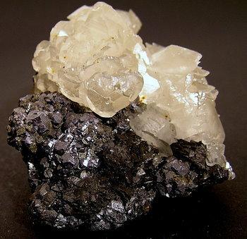Calcite Galena & Sphalerite