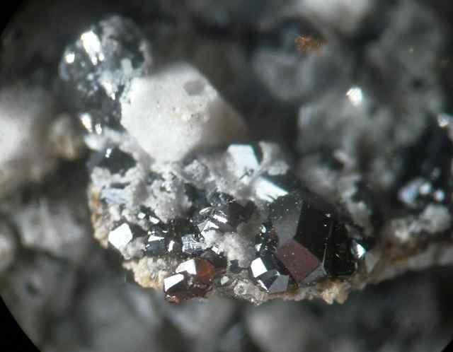 Alstonite Baryte & Sphalerite