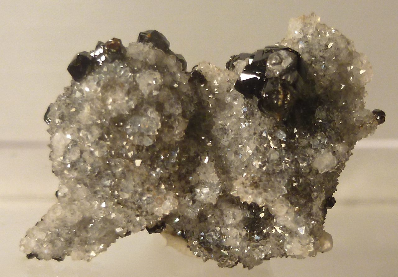 Galena Sphalerite & Hydrozincite