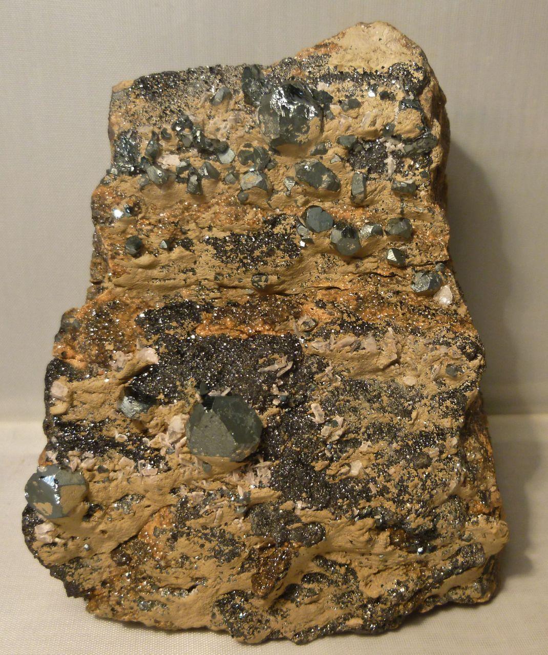 Hematite & Andradite
