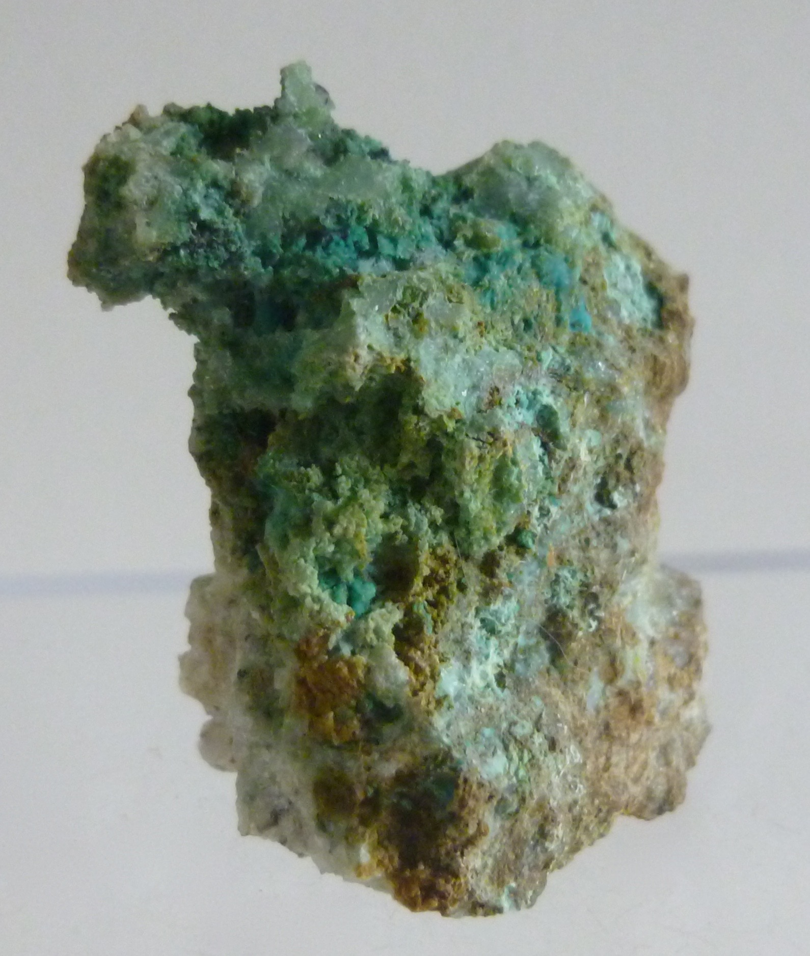 Chrysocolla Psm Mixite