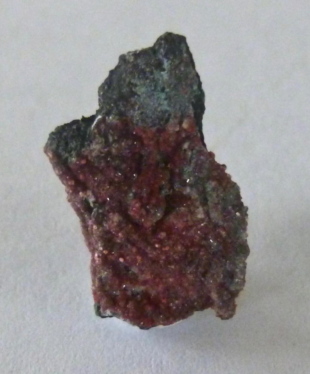 Richelsdorfite & Erythrite