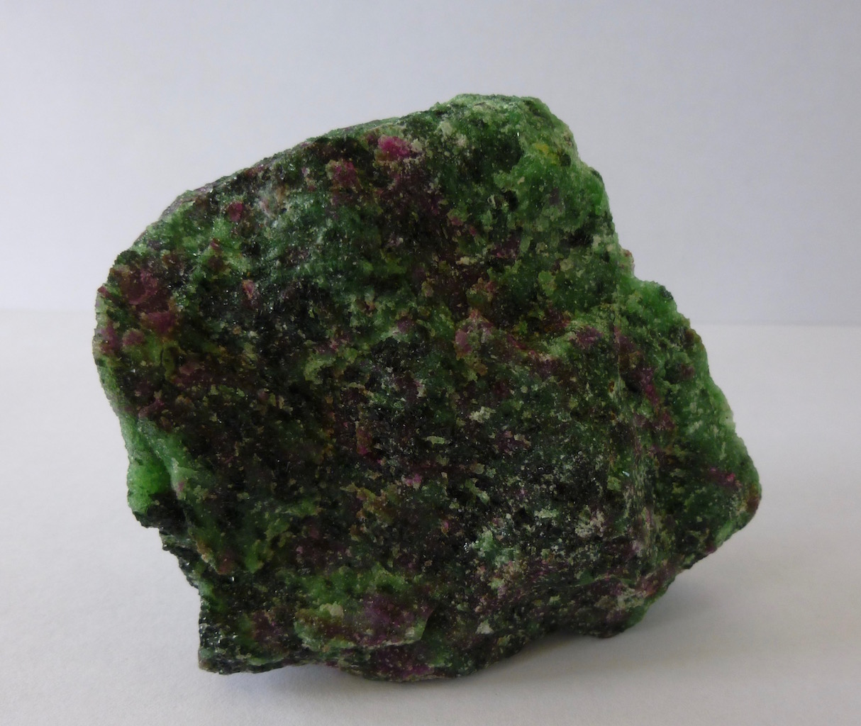 Ruby Zoisite & Pargasite