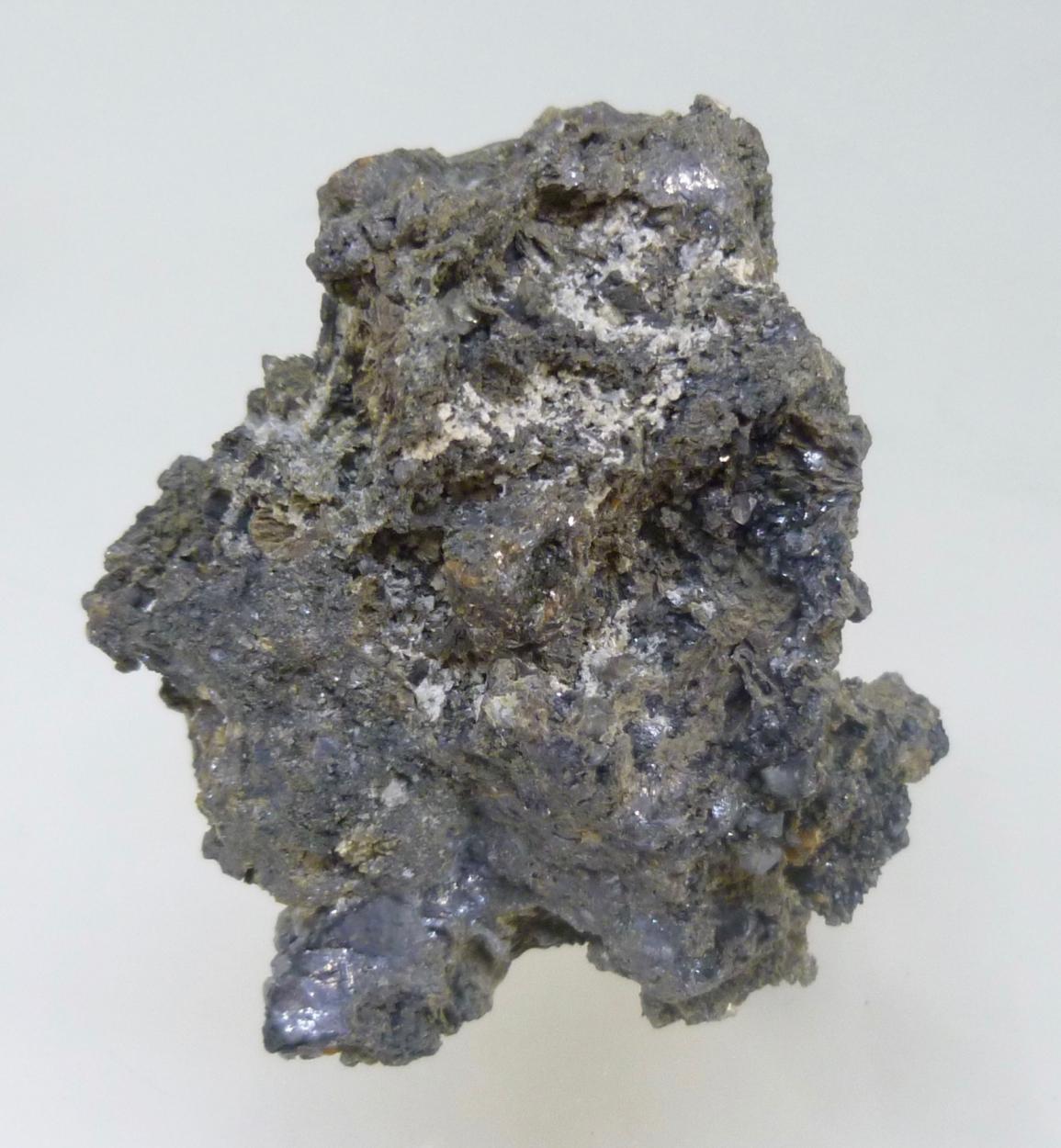 Cerussite Galena & Sphalerite