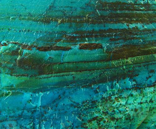 Turquoise & Chrysocolla