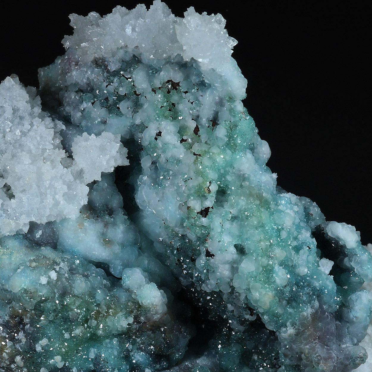 Adamite Smithsonite & Aragonite