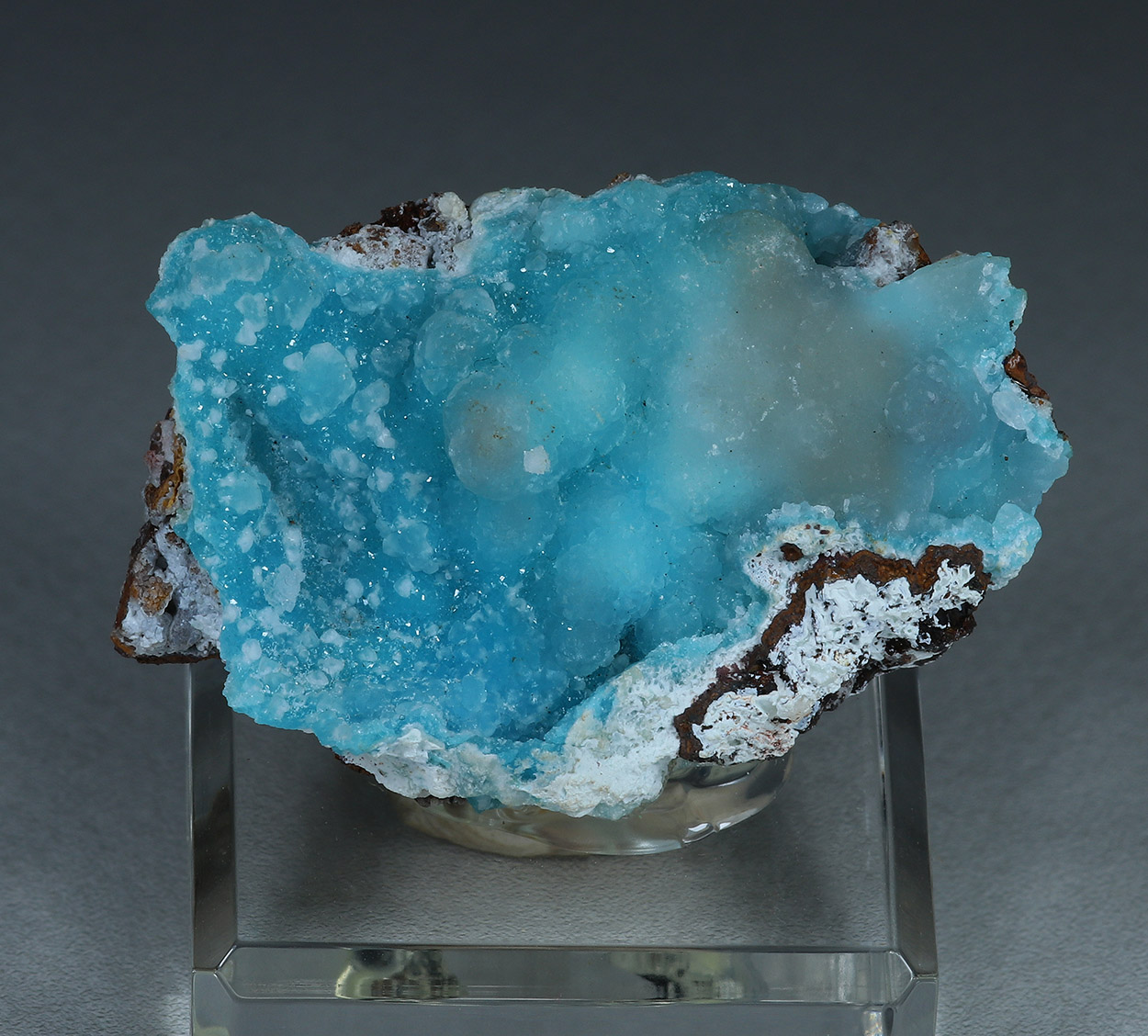 Adamite & Smithsonite
