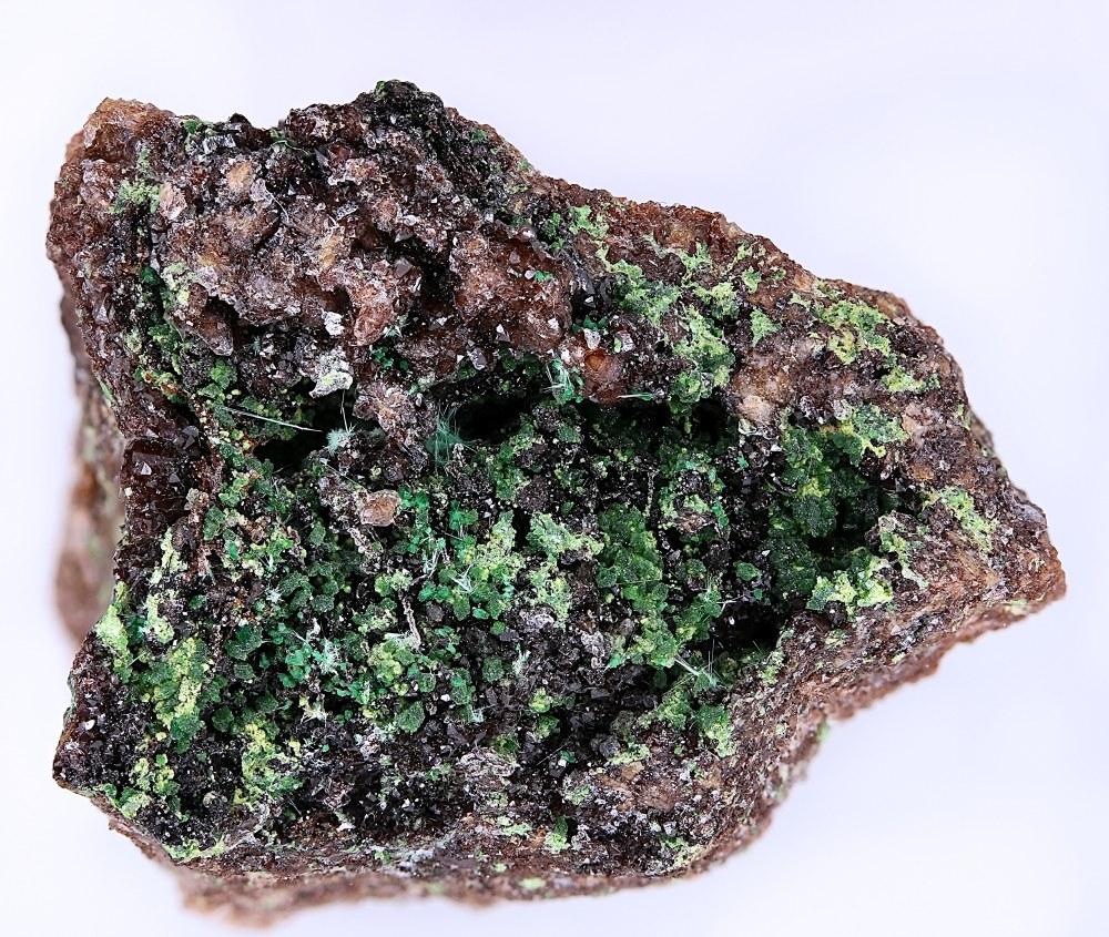 Bayldonite Pseudomalachite Chlorotile & Duftite