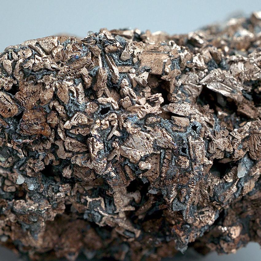 Native Bismuth & Safflorite