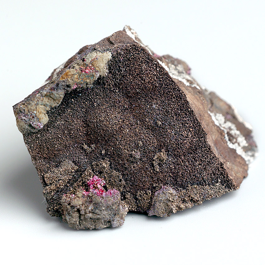 Proustite Argentopyrite On Native Arsenic