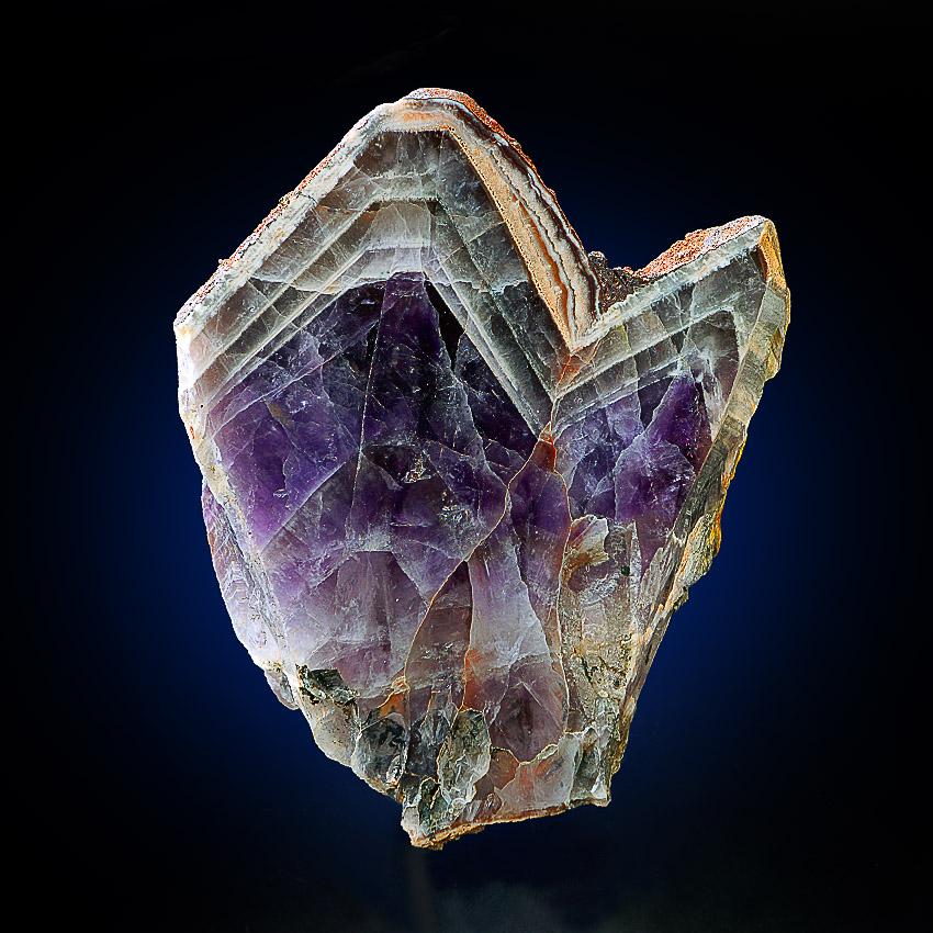 Amethyst & Hematite