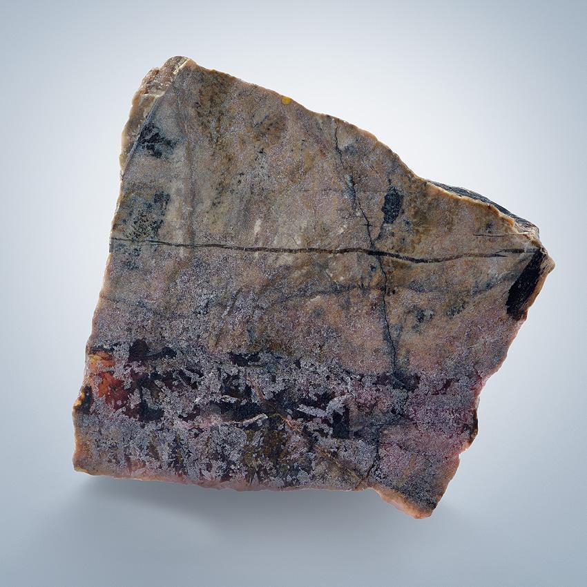 Pyroxmangite In Tephroite