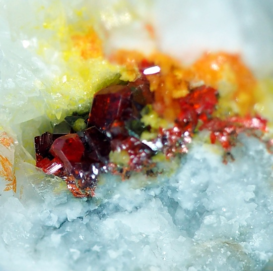 Realgar With Orpiment
