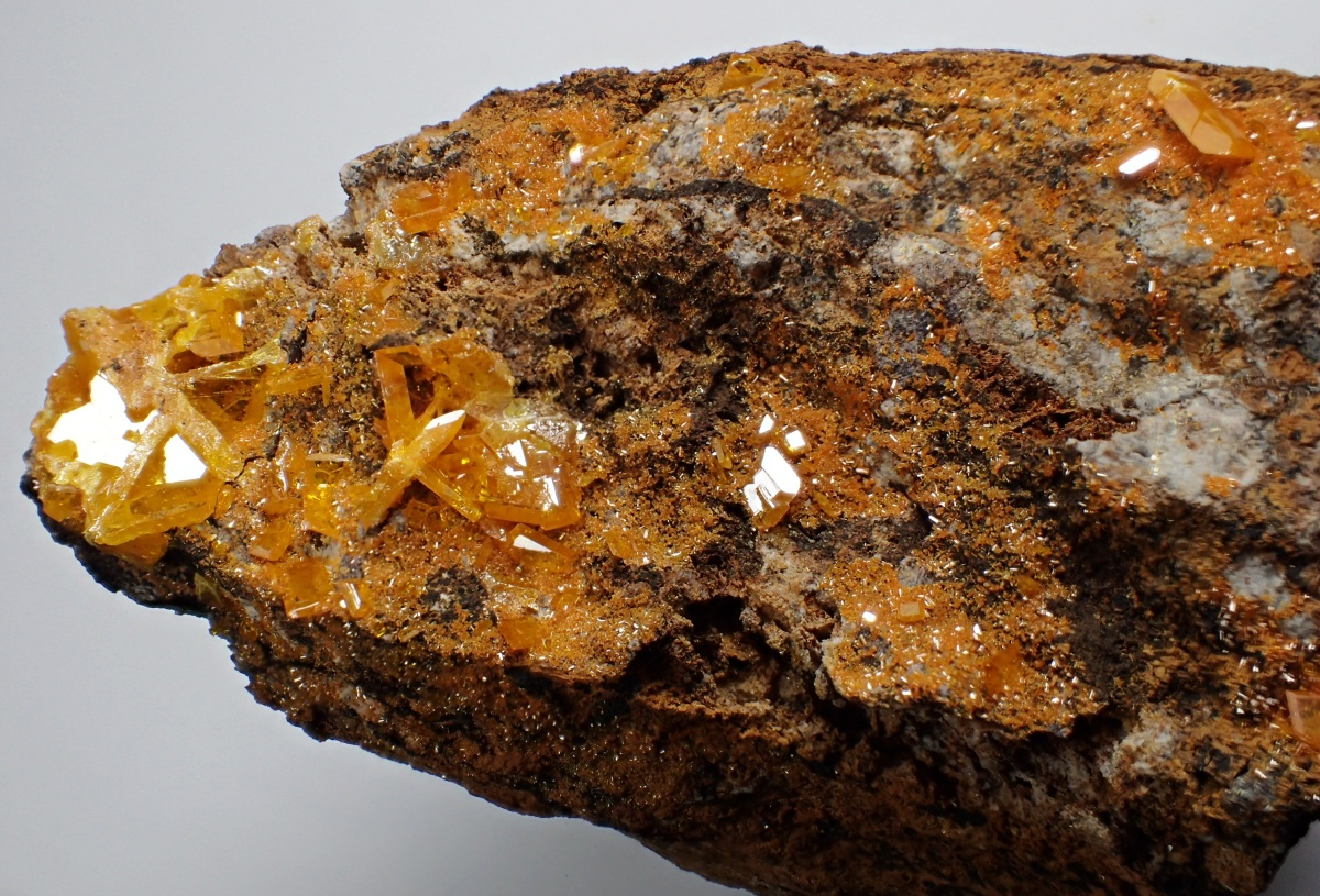 Wulfenite & Vanadinite