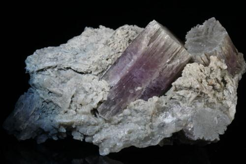 Aragonite On Gypsum