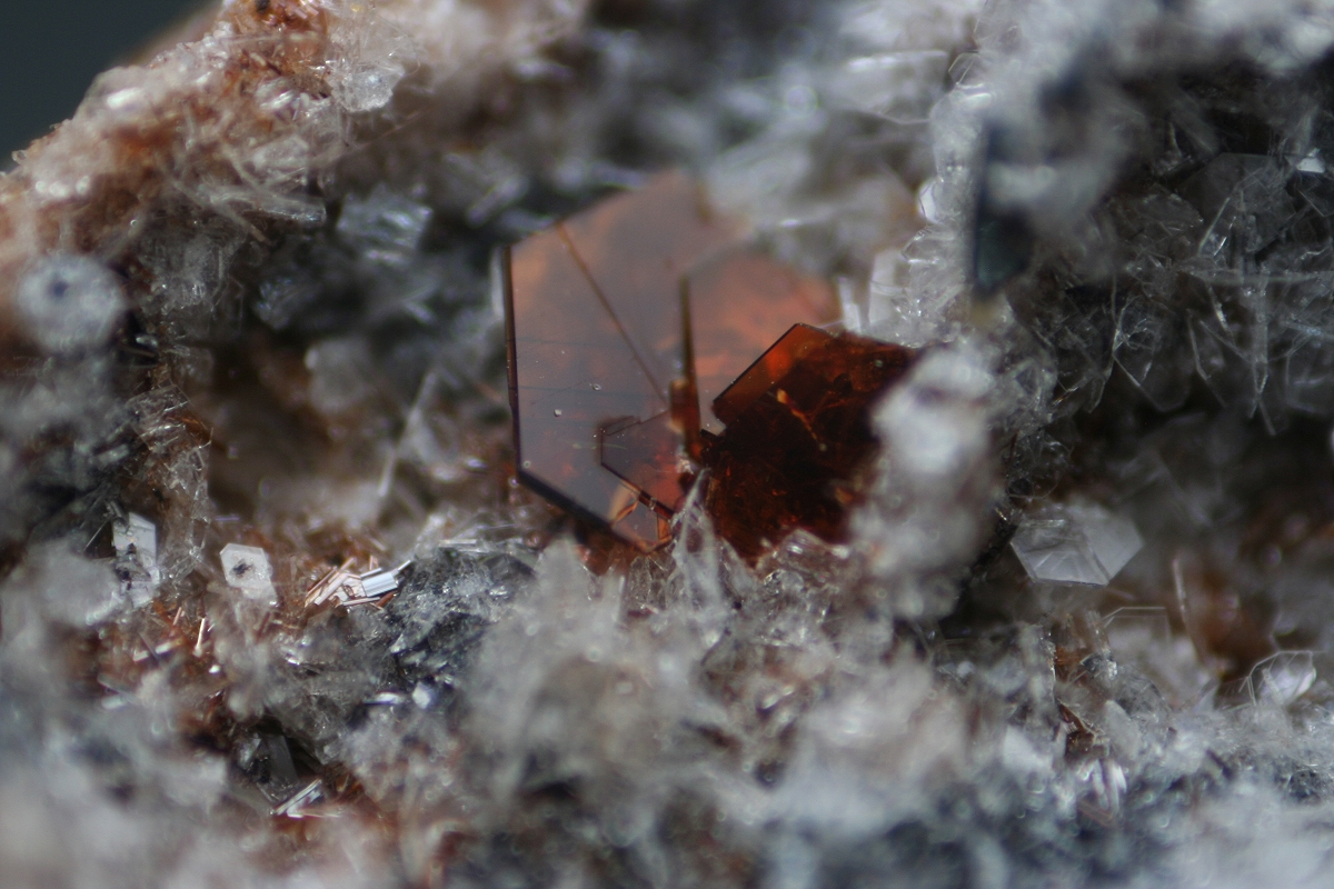 Biotite & Sanidine