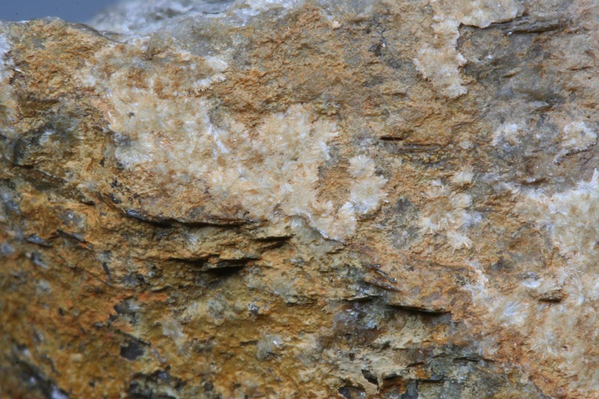 Uralolite & Roscherite