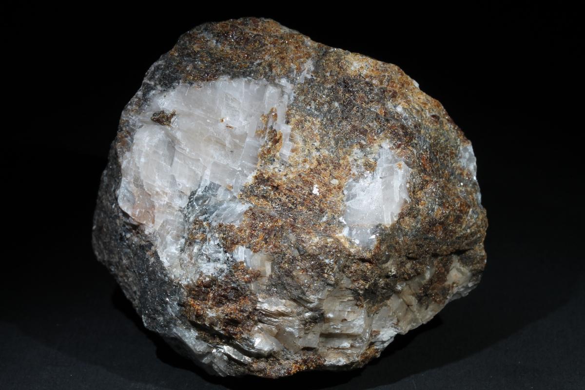 Calcite & Willemite