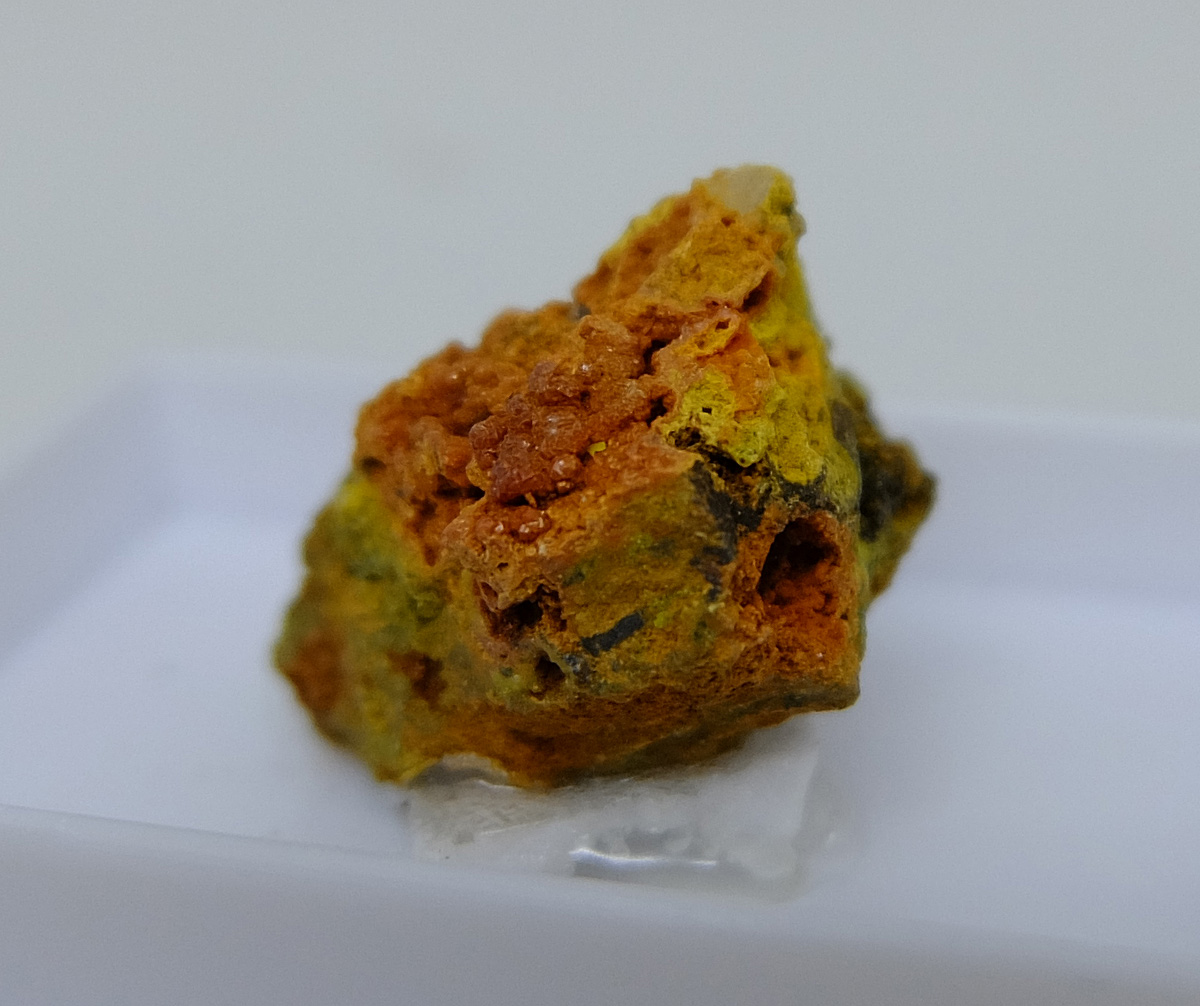 Vanadinite & Pyromorphite