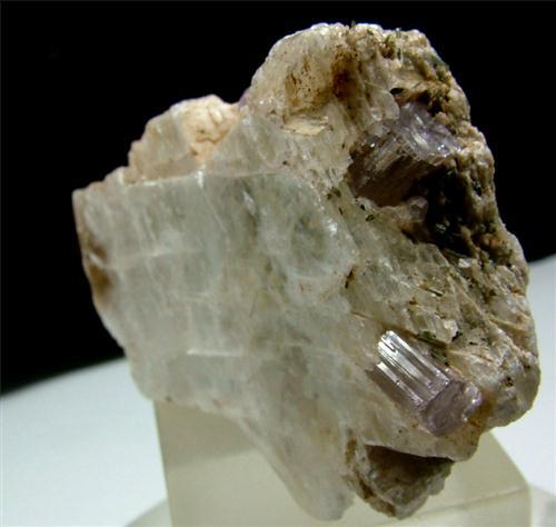 Gypsum With Scapolite & Muscovite