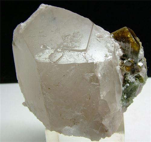 Tourmaline With Quartz & Lepidolite