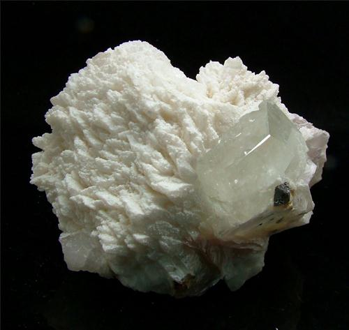Topaz With & Microlite